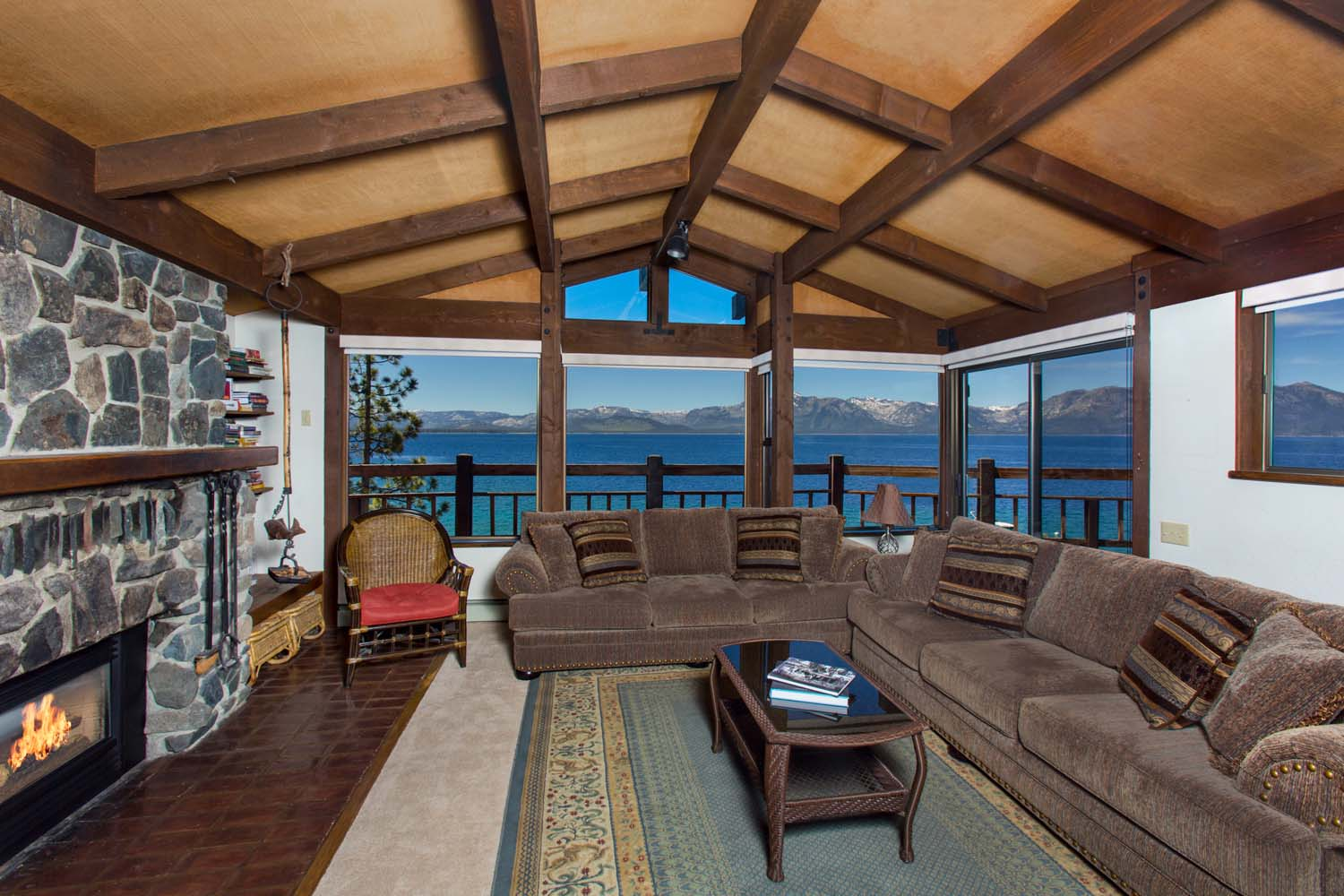 3 Rooms, Homes, For sale, Lake Shore Blvd, 3 Bathrooms, Listing ID 1002, Zephyr Cove, Nevada, United States, 89448,